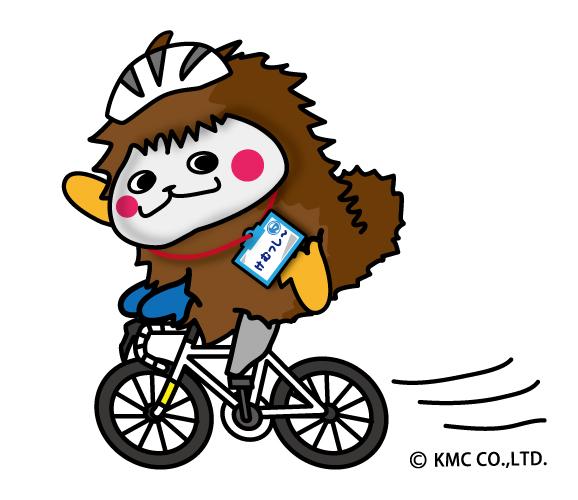 けむっし~が紹介する春の交通安全運動!