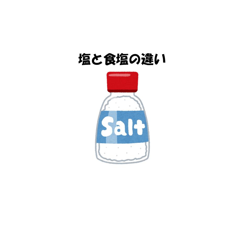 けむっし~と学ぶ塩!
